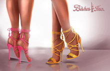 Bishes Inc Shiva Shoes multi color hud Maitreya Belleza Slink Fitmesh sexy shoes