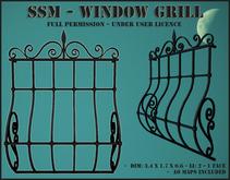 SSM - Window Grill