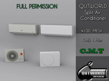 .::QUTWORLD Split Air Conditioner ::.FP