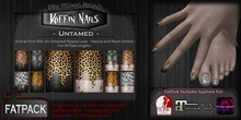 DP - Koffin Nails - FatPack - Untamed (Boxed)