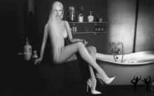Secret Body - J'Adore - Pose