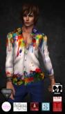 BT Splatter Casual Shirt.