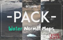BATTLESCARS WL -  WATER - NORMAL MAPS (TEXTURE)