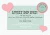 LUCKY DIP BOX (10 to 20 common gacha items OR 1 rare item)