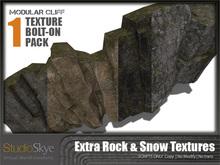 Skye Modular Cliff 1 - Bolt-On Texture Pack
