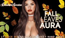 [Cinnamon Cocaine] Fall Leaves Aura Pack (add & touch)