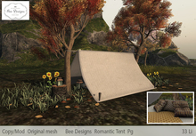 Bee Designs Romantic Tent PG