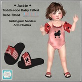 *CC* TD Baby fitted, Bebe fitted *Jackie* (WEAR to UNPACK)