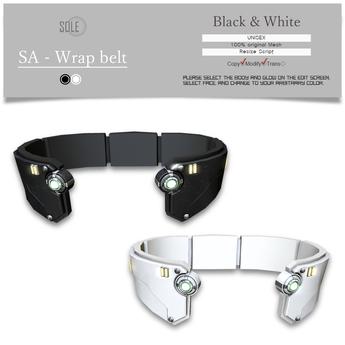 :::SOLE::: SA - Wrap belt
