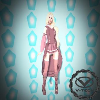 .:{Star Bitz}:. Circus Pink Box [Wear/Add]