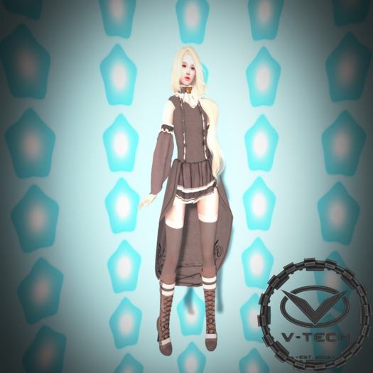 .:{Star Bitz}:. Circus Rose Cream Box [Wear/Add]