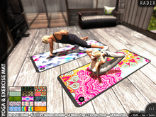 [RADIX] Yoga & Exercise Mat