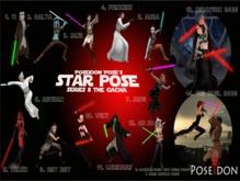 ::Poseidon:: Star Pose - S2 Devotion RARE