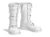 Ao space biker boots