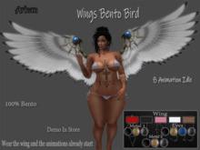 .::Arkan::. Wings Bento Bird