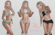 Rayns - No7 Halfshirt COLORPACK