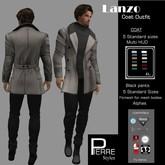 COAT set LANZO -Pierre Styles