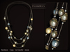 KUNGLERS - Ruth necklace - Peridot