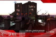 【ⓇⓆ】The Halloween Manor (Halloween)