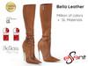 [Essent] Bella Knee-High Boots Leather v1
