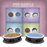 Pet Bowls MP (pink)