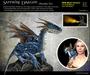 Sapphire Dragon - Shoulder Pet