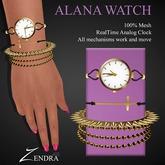 Alana Watch set