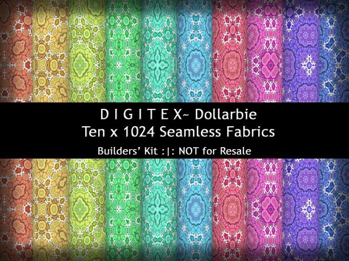 DIGITEX Homestyled Dollarbie 2018