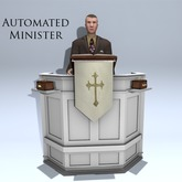 Full Perm AUTOMATED WEDDING minister Ceremony BOXED..