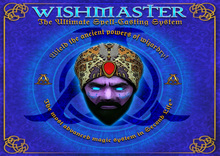 WISHMASTER | The Ultimate Magic HUD & Spell-Casting System