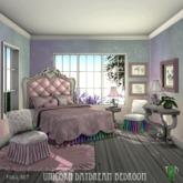 ~The Green Door~ Unicorn Bedroom Set - PG