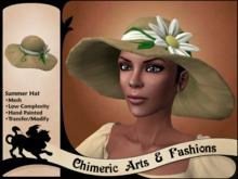 Summer Hat - Brown