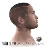 IRON CLAW Hipster Hairbase (Tintable) Catwa Daniel