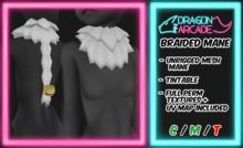 [DRGN ARCD] Braided Mane
