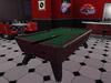 Pool Table Mesh  (2 prim Eat)