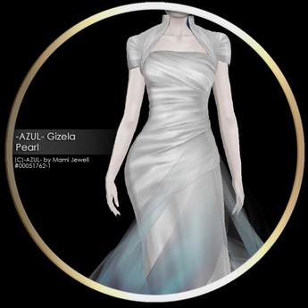 -AZUL- Gizela /Pearl