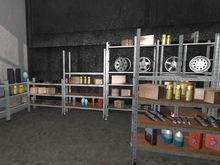 Shelf Garage Collection