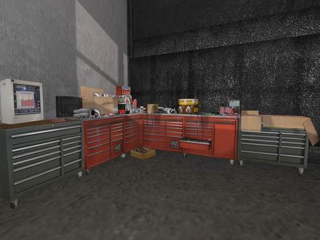 Workbench Garage Collection