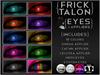 {Frick} Talon Eyes {Omega,Catwa,Lelutka,Mesh,System}