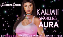 [Cinnamon Cocaine] Kawaii Sparkles Aura I (add & touch) MP