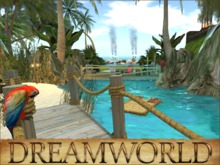 DREAMWORLD 1024 m² 312 prims BEST LAND IN SECOND LIFE
