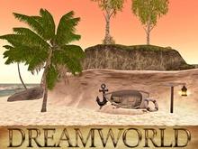 DREAMWORLD 2048 m² 625 prims BEST LAND ON THE GRID