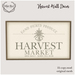 {what next} Harvest Wall Decor
