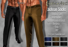 ~ Jackson ~ Slacks and Texture Changing Hud