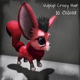 Crazy Hair for Vulpup Base & Bal