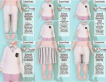 {WF} School Uniform - Demo - FattPack   [Box]