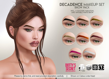 Dotty's Secret - Decadence - Brows pack