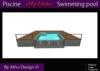"""Swimming Pool """"My Amis"""" full mesh"""