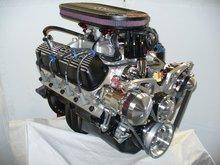 Hotrod Muscle Car Engine sound effect