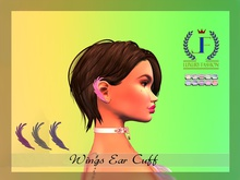 [LF] Joyce Wings Ear  [add me]